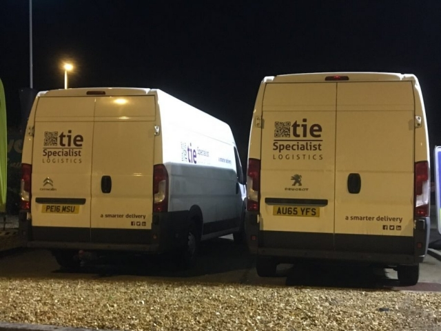 Our Specialist Vans