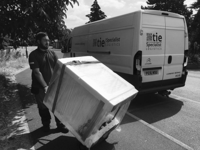 Incubator Delivery